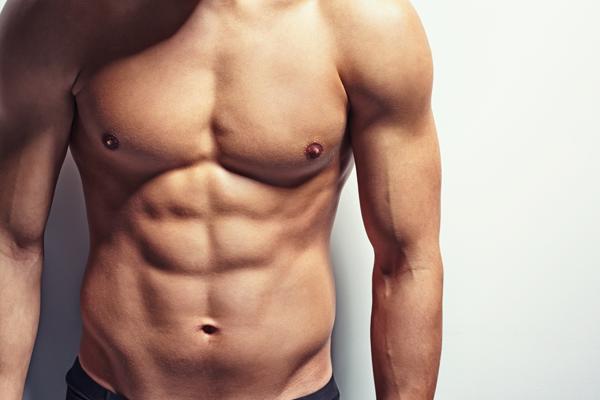 definir abdominales con la liposuccion vaser