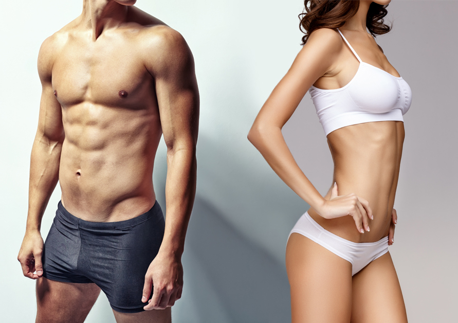 zonas en el cuerpo que se pueden tratar con vaser lipo
