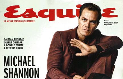Portada esquire magazine