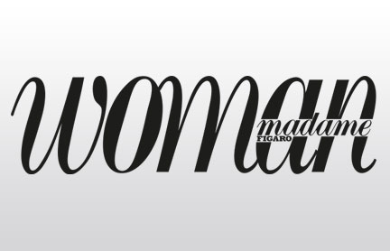 logo revista woman