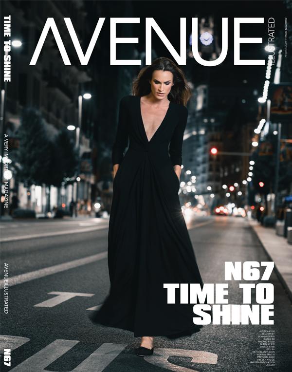 portada revista avenue
