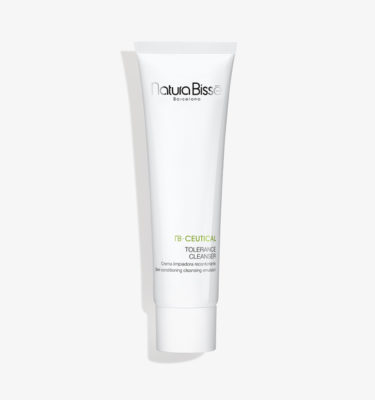crema tolerance cleanser de natura bisse